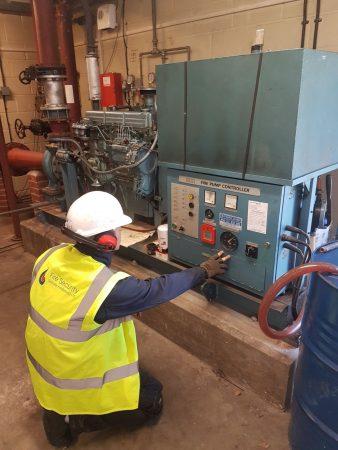 Diesel Pump Testing